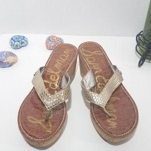 Sam Eldeman sandals